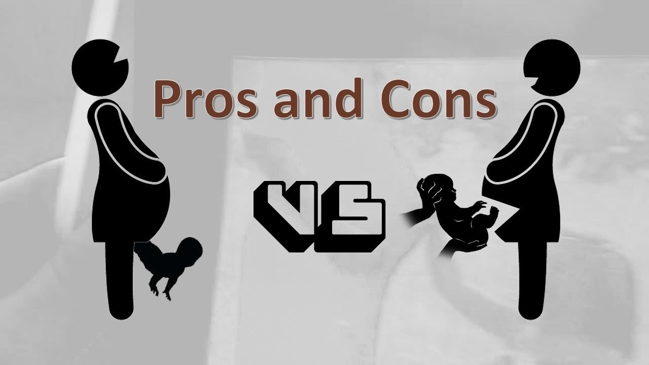 Pros And Cons Of Natural Birth And Caesarean