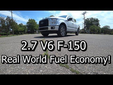2.7 ecoboost real world fuel economy.