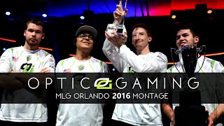 OpTic Gaming Champions Montage (MLG Orlando 2016)