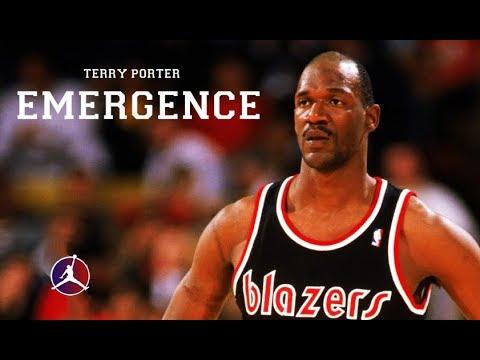 TERRY PORTER EMERGENCE (1992)