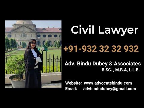 Civil Lawyer in Mumbai and Navi Mumbai, India - Adv Bindu Dubey & Associates