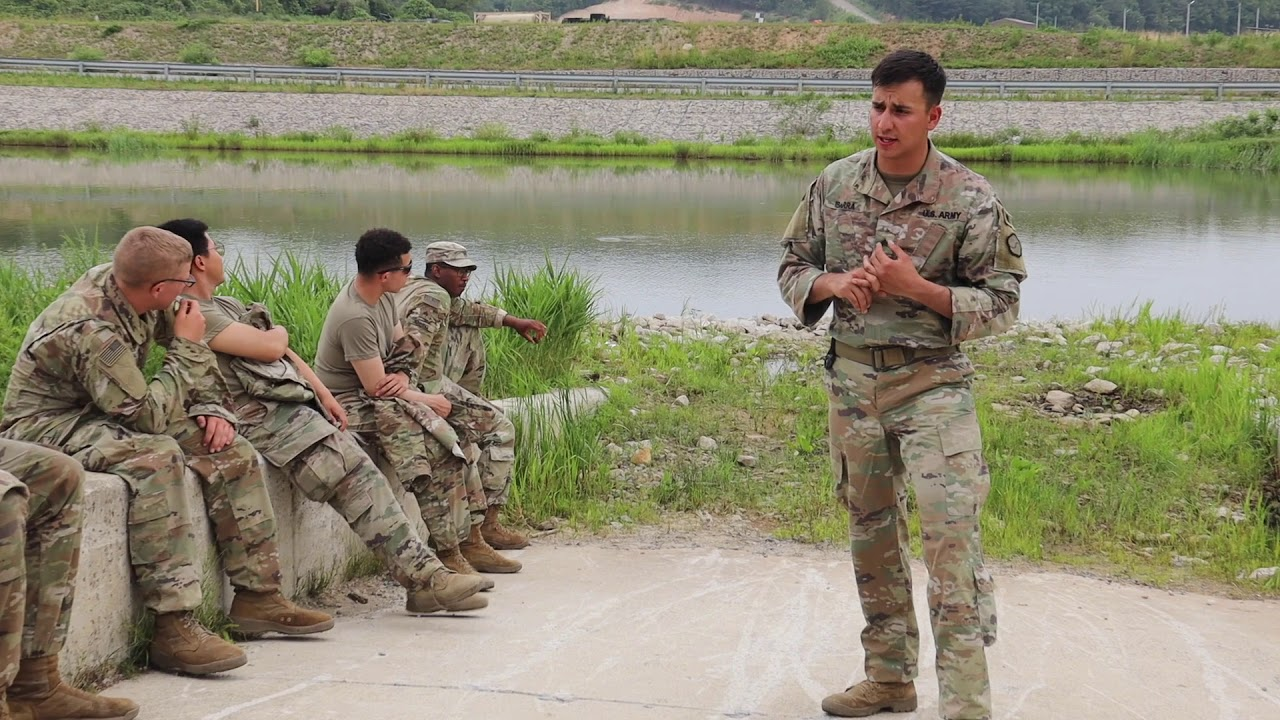 Saying Goodbye To Your Soldiers As A Squad Leader