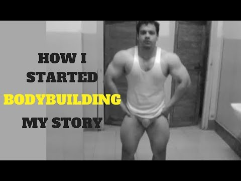 MY BODYBUILDING MOTIVATION - MY STORY  - IIT KHARAGPUR - COLLEGE DAYS