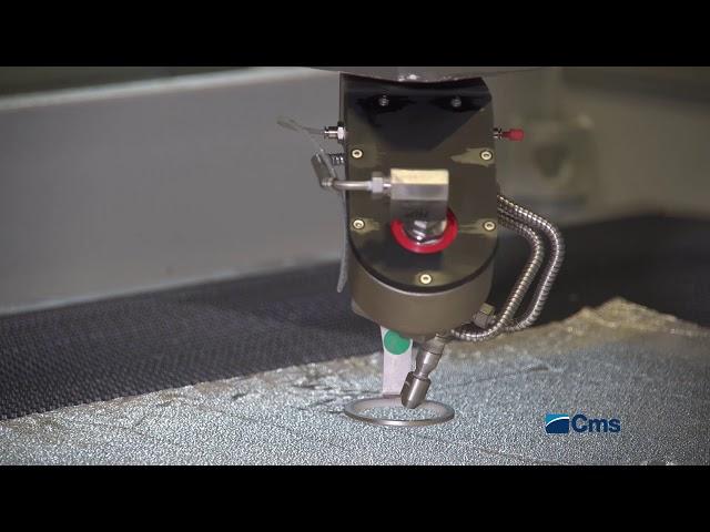 TECNOCUT MILESTONE S - CMS WATERJET TECHNOLOGY
