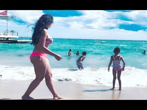 Sanjay Dutt Wife Manyata Rocks Bikini On Vacation thumbnail