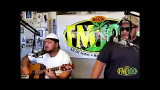 Good Feeling/Don't Let Go Medley (Acoustic) - Sammielz & Spawnbreezie