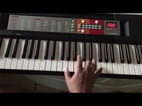 Sapna Jahan (Brothers Movie) piano cover