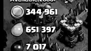 CLASH OF CLANS: 7000 DARK ELIXER LOOT PLUS MASTER LEAGUE BONUS ATTACK, WITH GIWIPE ATTACK