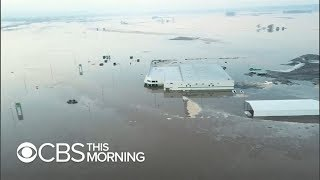 Estimated flooding losses for Midwest farmers could reach $1 billion