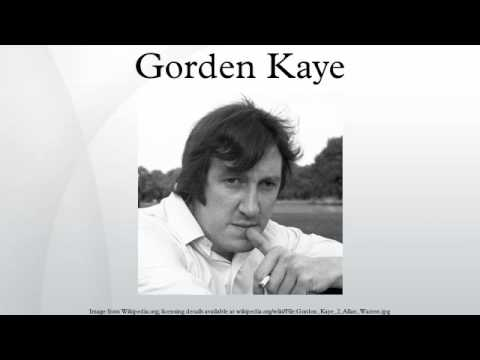 gorden kaye accident