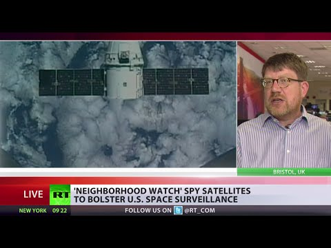 Satellite war imminent? US launches spy sats for orbital surveillance