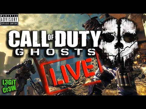 ???? Call Of Duty - GHOSTS - LIVE - PS3