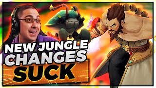TRICK2G & THE NEW JUNGLE CHANGES.... | LEAGUE OF SCUTTLE CRAB??? thumbnail