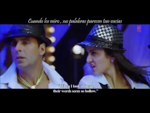 "Sheila Ki Jawani -  ""Tees Maar Khan ""  -  Katrina Kaif - Sub Español"
