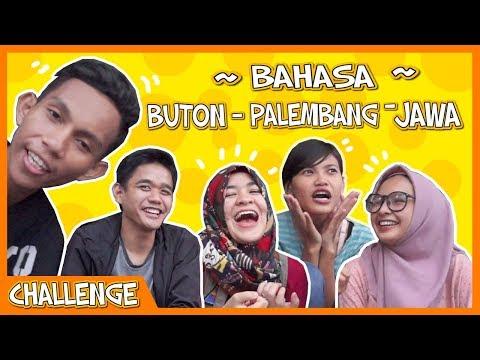 Bahasa Buton Ft. Palembang - Jawa