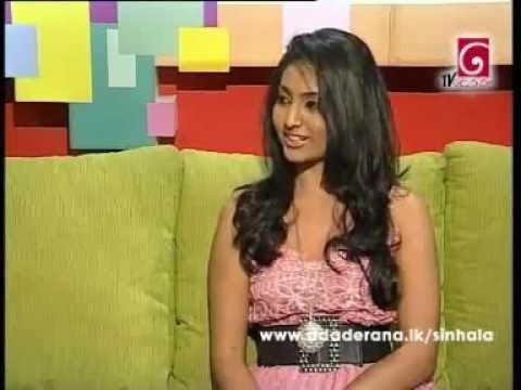 Derana Tv - Derana Tv Interview with Vinu Udani Siriwardena