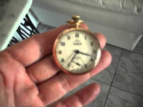 33539f493a4 RELOGIO MONDAINE A CORDA 1960 - YouTube