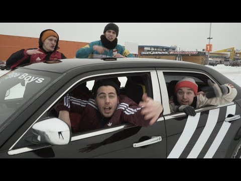 Russian Village Boys & Mr. Polska - Adidas (Official Music Video)