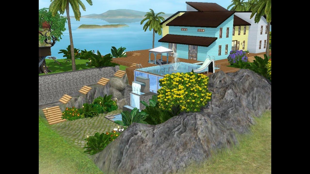 Pool Bauen Sims 3 Die Sims 3 Haus Bauen Sims Haus Bauen Lets Build
