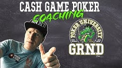 GRND UNIVERSITY: NL10 Cash Game Coaching - C-Bets Out of Position (13.01.2020)