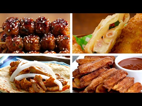 Street Food Recipes From Around The World • Tasty