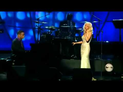 Christina Aguilera & Herbie Hancock  A Song For You