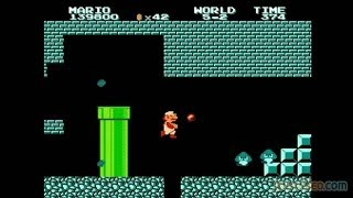 Speed Game - Super Mario Bros. 2 - Fini en 8:05