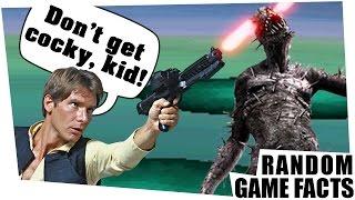 Han Solo ist überall & echte Körper in Resident Evil - Random Game Facts #78
