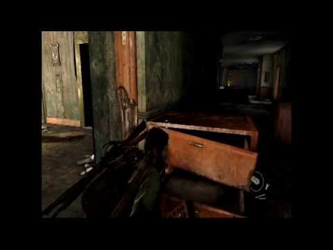 the last of us survivor hotel flooded basement youtube