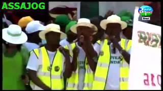 Djibouti:  La grande marche IOG2016  Part2         01/11/2015