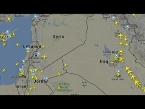 Авиаперевозчиков предупредили об опасности полетов над Средиземноморьем - Россия 24
