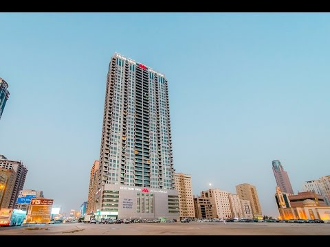Golden Sands Tower Sharjah By Arenco