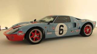 Roaring Forties GT40 Replica - Unique Cars Magazine