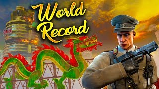 DIE RISE EASTER EGG SPEEDRUN WORLD RECORD! 5:21 (RICHTOFEN SIDE)