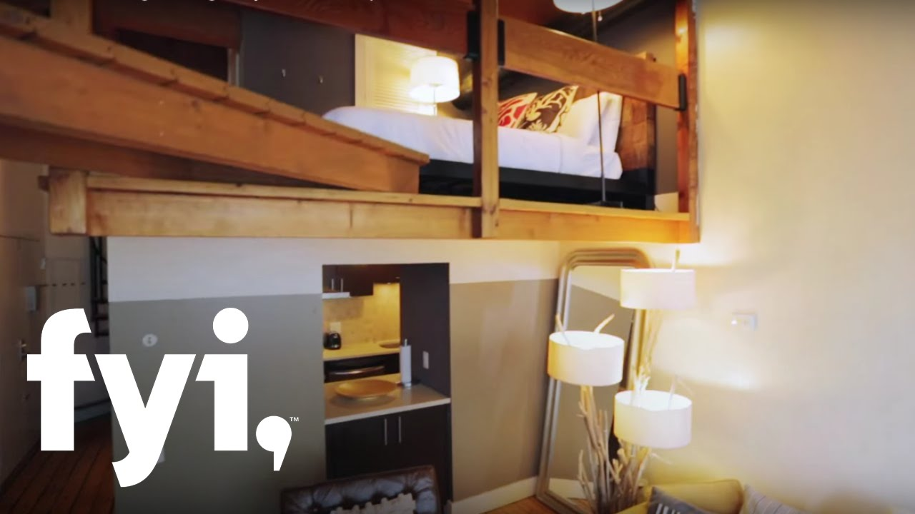 Tiny House Hunting: Going Tiny in Philadelphia | FYI - YouTube on home shop network, home telephone network, fx network, home sports, nta film network, home women, home work network, home organization, home radio, home health, home shopping network, home camera network, the wb television network, home media network,