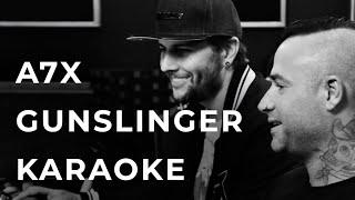 Avenged Sevenfold Gunslinger Karaoke