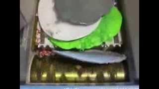 Линия измельчения пластика(, 2013-12-23T10:56:41.000Z)