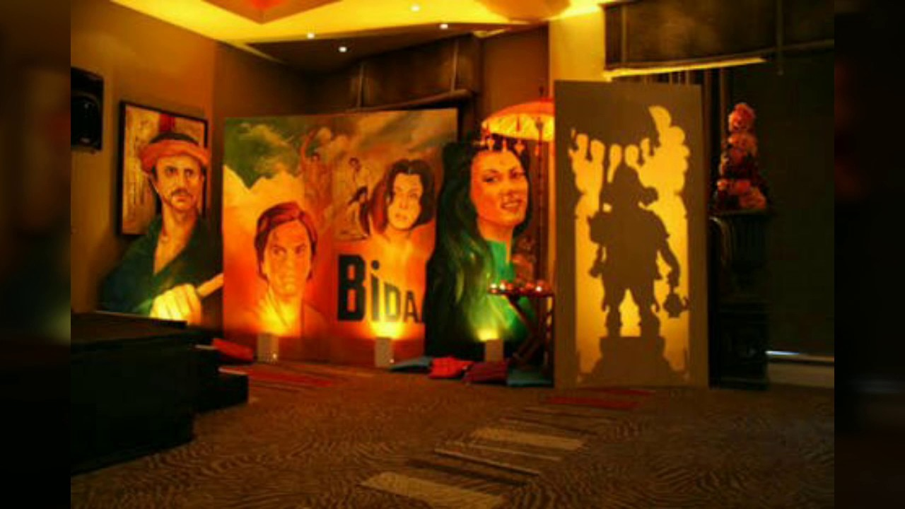 Best Bollywood theme party idea by DG Event .in 09891478183 - YouTube