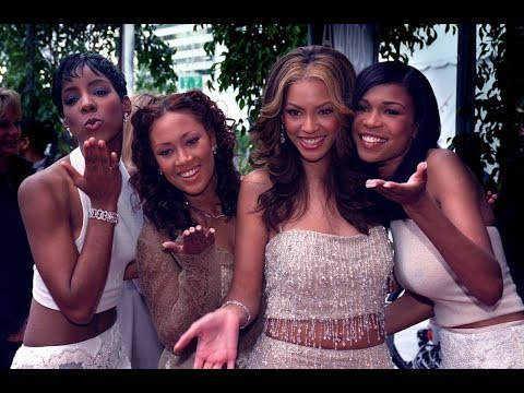 Destiny's Child Red Carpet Interview
