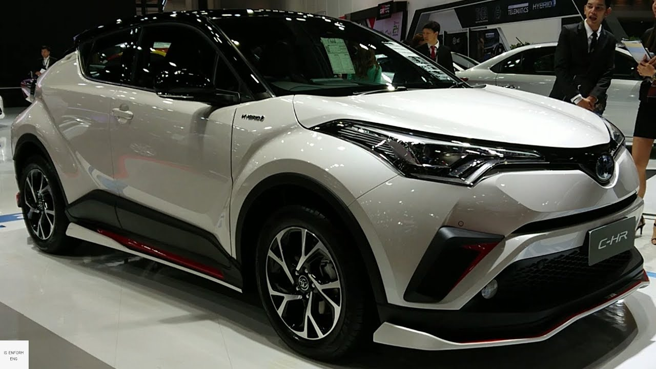 Toyota C-HR phiên bản GT HYBRID
