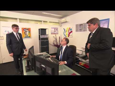 Finma kontrolliert –Giacobbo / Müller