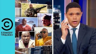 Even Famous Black People Are Being Racially Profiled | The Daily Show With Trevor Noah