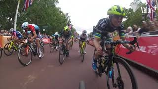 RideLondon 2019: Classique On-Bike Highlights