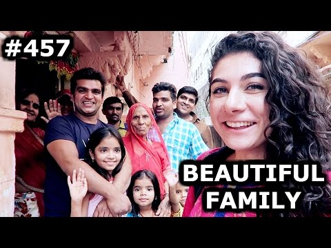 INVITED TO AN INDIAN FAMILY HOME | JODHPUR DAY 457 | INDIA | TRAVEL VLOG IV
