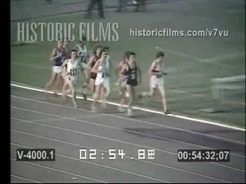 1975 Crystal Palace 2000m featuring John Walker, Rod Dixon, and Emiel Puttemans