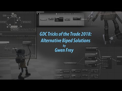Alternative Biped Solutions