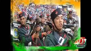 Darjeeling News Top Stories  15 August  2018 Dtv Kalimpong