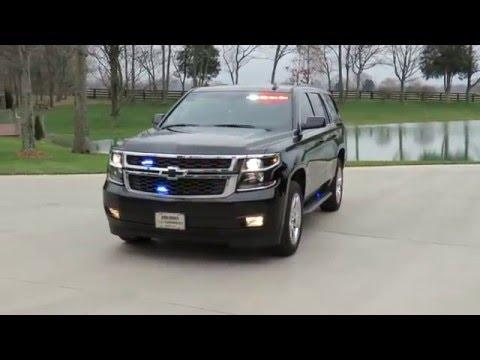 2016 Chevrolet Police Tahoe Salem, IN - YouTube