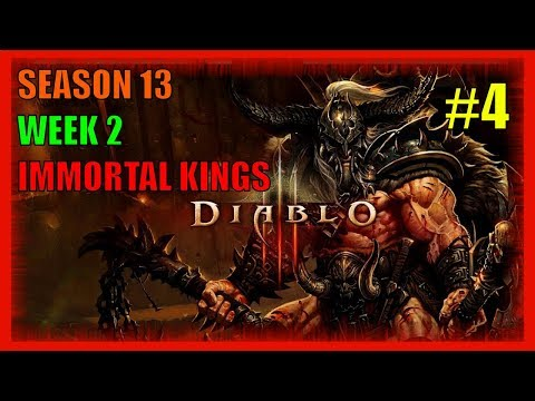 how to get immortal king set diablo 2