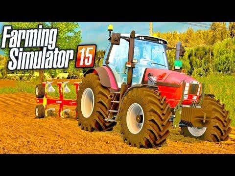 Invadindo a fazenda do RENAN GAMER!! - Farming Simulator 2015 Multiplayer